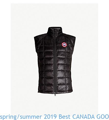 de075d14b7a spring/summer 2019 Best CANADA GOOSE Hybridge lite quilted shell-down vest Canada  Goose Protest Uk 5444370